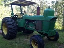1965 John Deere Propane Tractor