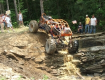 Propane Off-Road Crawler