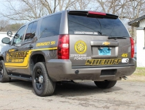 Lee County Sheriff's Vehicle