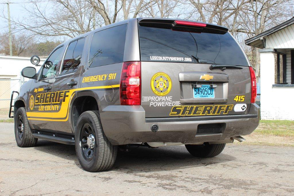 sheriffs vehicle conversion