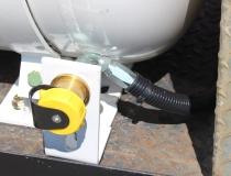 Propane Fuel Valve